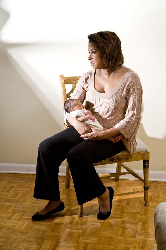 postpartale depression auswirkung auf kind