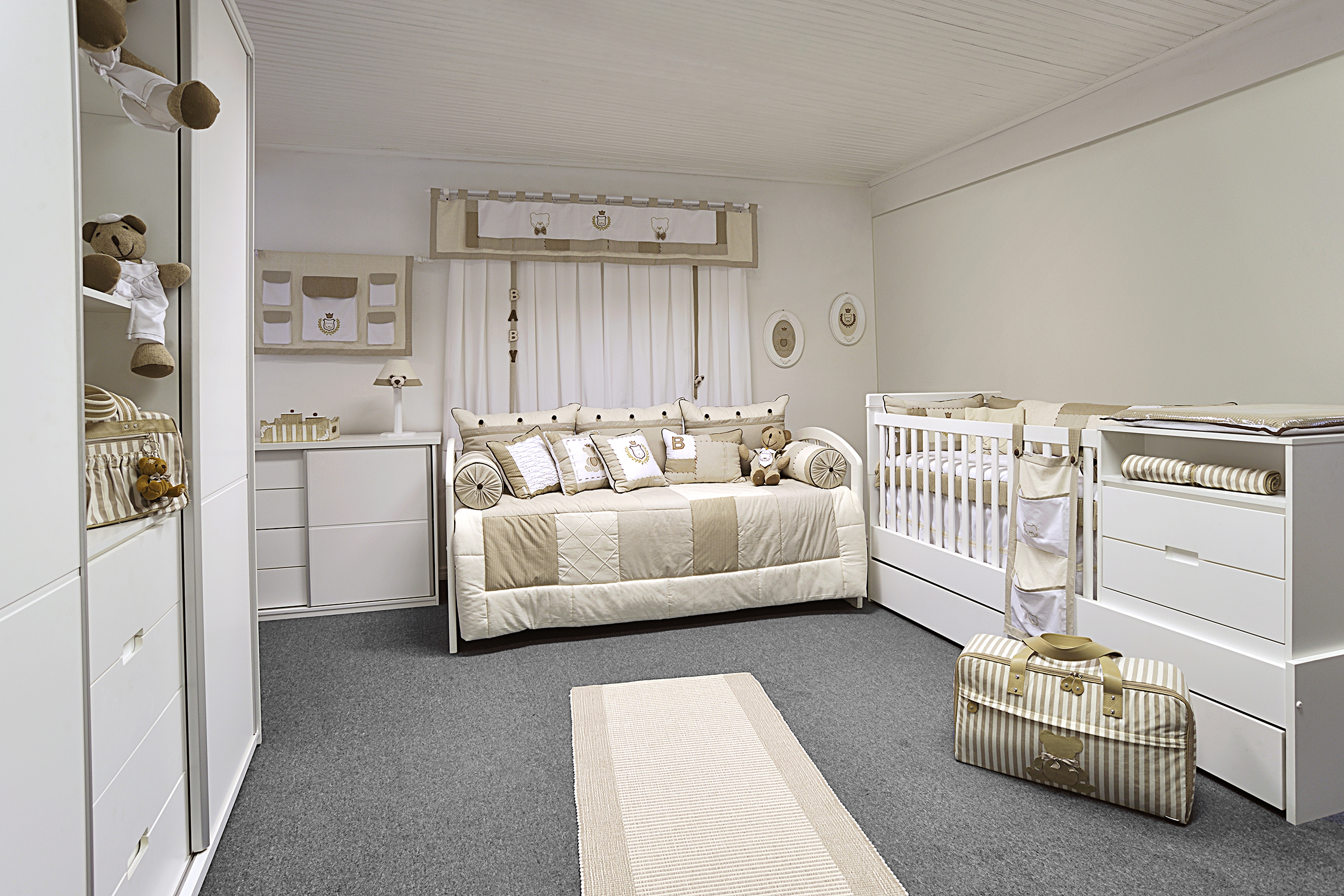 dekorationsideen f r das babyzimmer gesunde schwangerschaft. Black Bedroom Furniture Sets. Home Design Ideas