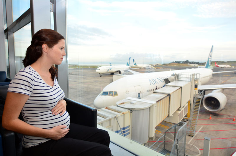 Is Traveling During First Trimester Safe