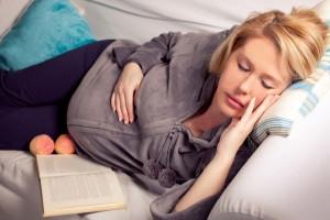 Besser schlafen, bevor das Baby kommt 1