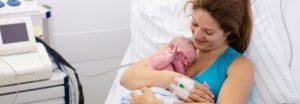 Geburt und sanfter Kaiserschnitt