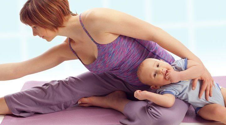 Wie Sie nach der Schwangerschaft Gewicht verlieren