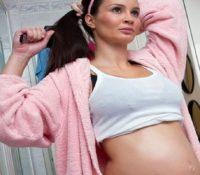 Haarveränderungen während der Schwangerschaft
