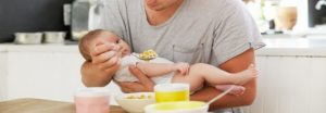 Vorbereitung auf das Baby: Füllen Sie vor der Geburt Ihre Küchenvorräte auf 3