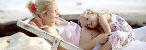 Gewichtszunahme zwischen zwei Schwangerschaften: Ein Risiko für das Baby?
