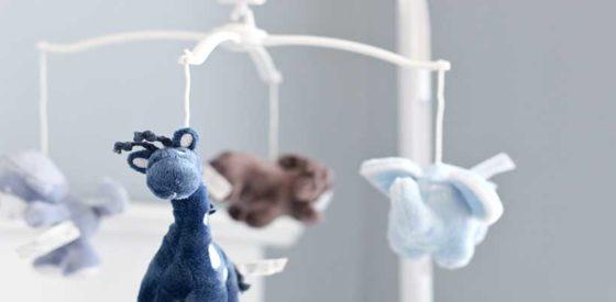 Custom Mobile Ideas for Baby's Room 1