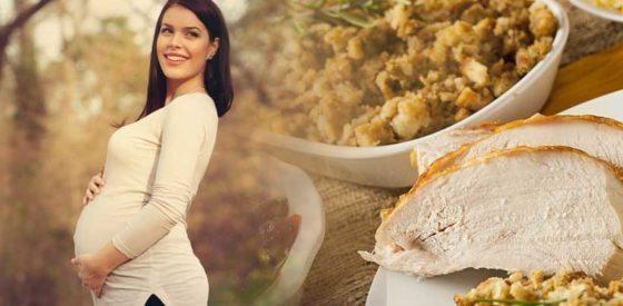 Schlemmen ohne Risiko: Tipps für das Feiertagsessen während der Schwangerschaft
