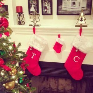 Holiday Pregnancy Announcement Ideas 1