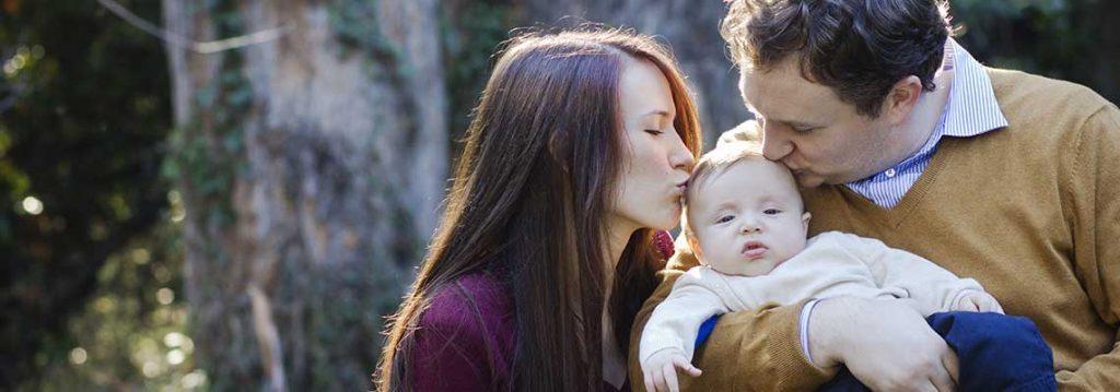 Erholung nach der Geburt und Familienplanung