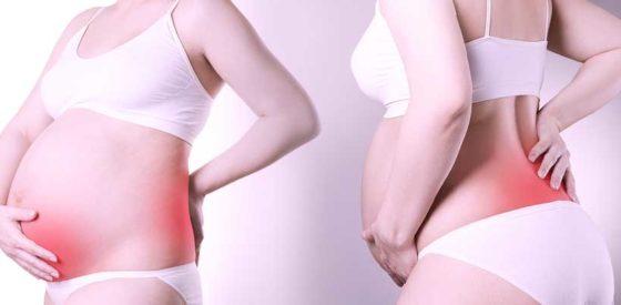 Was Sie über Unterleibskrämpfe in der Schwangerschaft wissen sollten