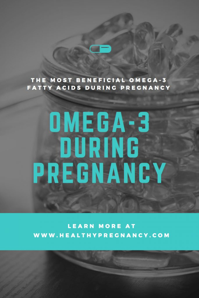 How the main types of Omega-3 fatty acids can benefit mom and baby during pregnancy.