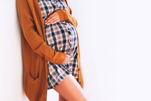 Stepping Up Your Maternity Fall Fashion 1