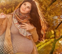 Stepping Up Your Maternity Fall Fashion 3