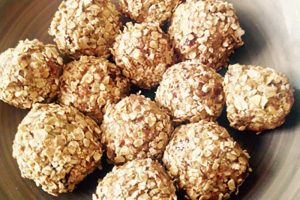 Pregnancy-Safe Peanut Butter Energy Balls 1