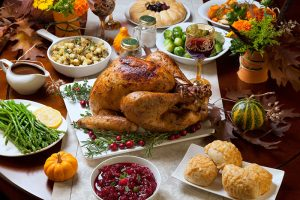 Thanksgiving Foods to be Cautious of When You're Pregnant