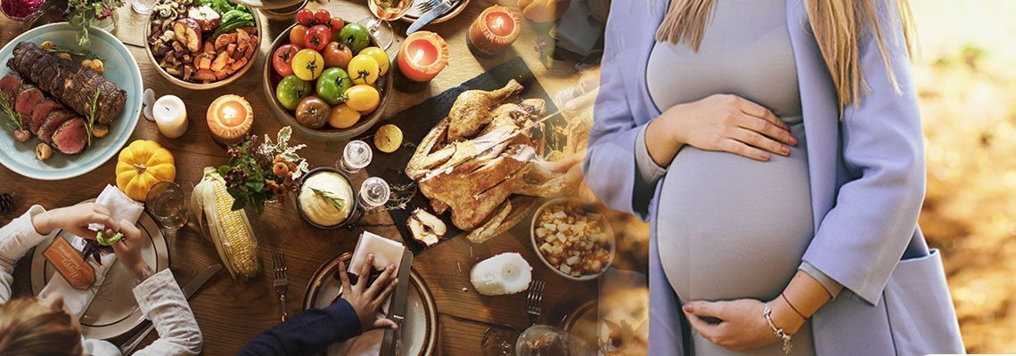 Thanksgiving Foods to be Cautious of When You're Pregnant  3