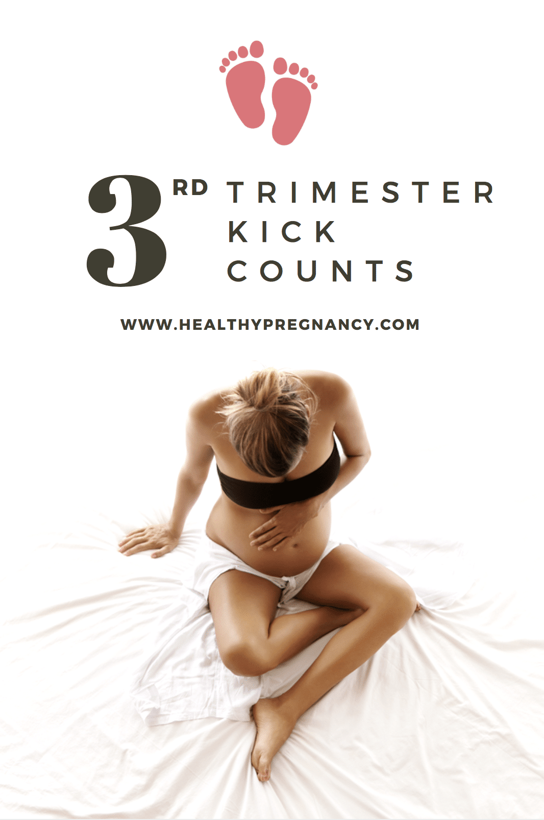 A guide to third trimester kick counts