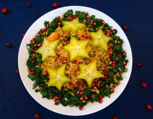 A Healthy Holiday Side Dish of Festive Quinoa Salad 1