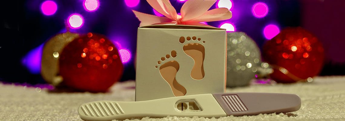 The Best Ideas for Holiday Pregnancy Announcements  3