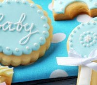 Say It with Sweets: Cookies to Announce Your Pregnancy 1