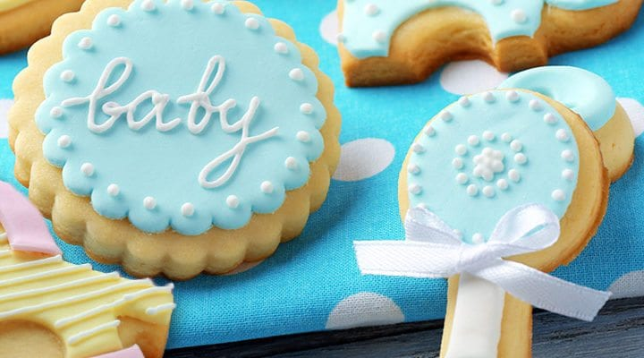 Say It with Sweets: Cookies to Announce Your Pregnancy