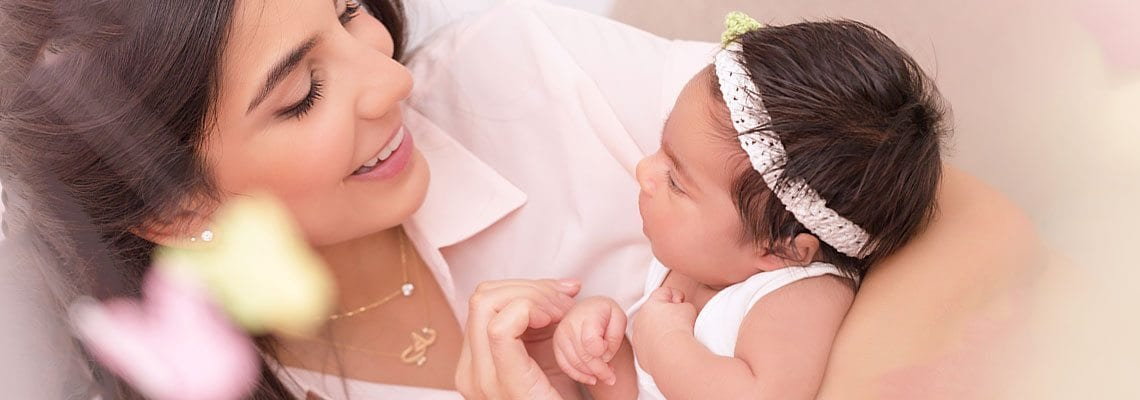 First Six-Month Milestones of Parenting and Child Development