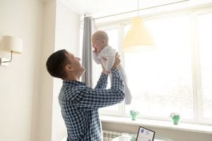 First Six-Month Milestones of Parenting and Child Development 2