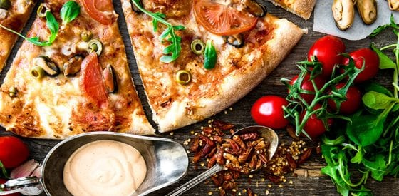 Healthy, Make-at-Home Pizza Options