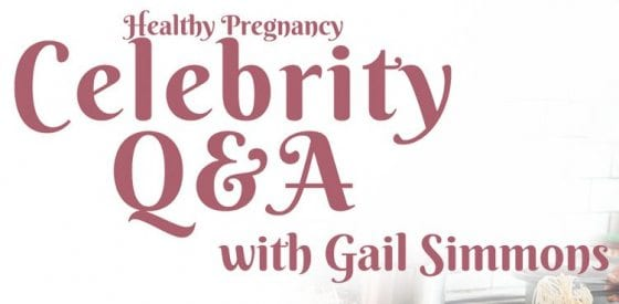 Pregnancy Q&A with Top Chef's Gail Simmons