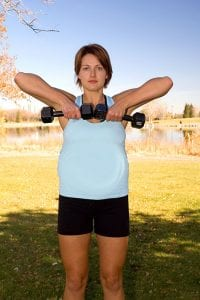 7 Pregnancy-Safe Upper Body Exercises 7
