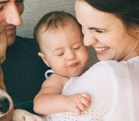 Building a Family; Introducing New Baby to Pets 2