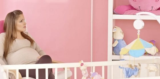 Space-Saving Nursery Tips