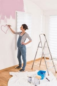 3 DIY Projects to Avoid During Pregnancy 1