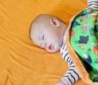 No-Sew DIY Baby Blankets