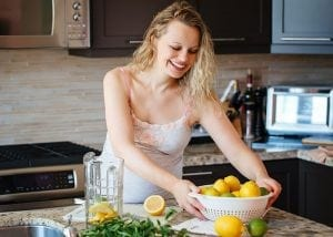 The Effect of Lemon Aromatherapy on Morning Sickness 1