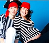 20 DIY Halloween Costumes for During Pregnancy 2