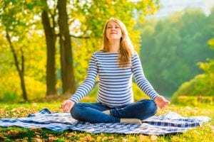 Breathing Exercise Aids in Pregnancy Stress Reduction and Labor Planning
