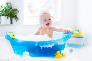 Important Bath Safety Tips for New Parents 1