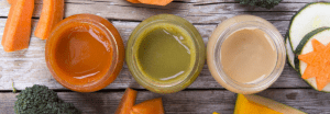 Simple DIY Baby Food Recipes