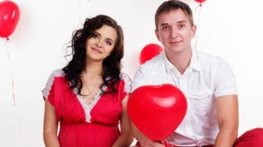 A Spouses' Guide to a Pregnant Woman's Perfect Valentine's Day 1