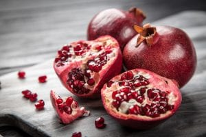 Pomegranates During Pregnancy May Help Limit Complications