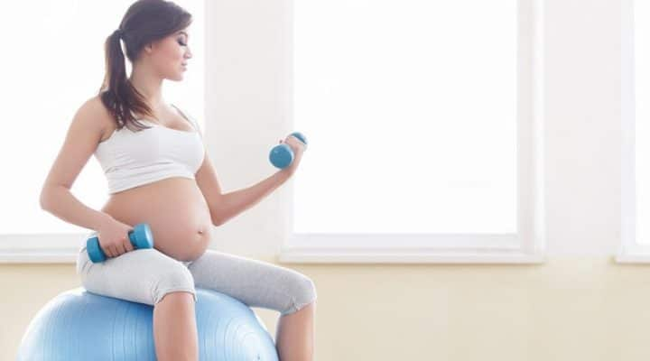 Low-Impact Aerobics During Pregnancy 1
