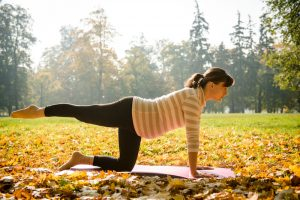 Low-Impact Aerobics During Pregnancy