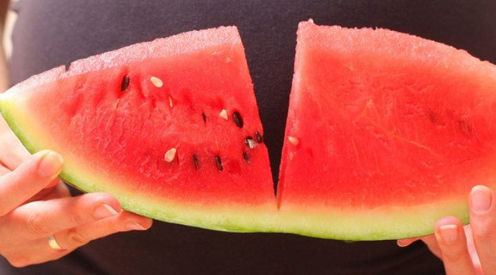 The Pregnancy Benefits of Watermelon