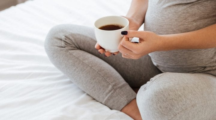 How You Can Still Drink Coffee When You're Pregnant