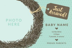 Tips for Creating the Perfect Birth Announcement 1