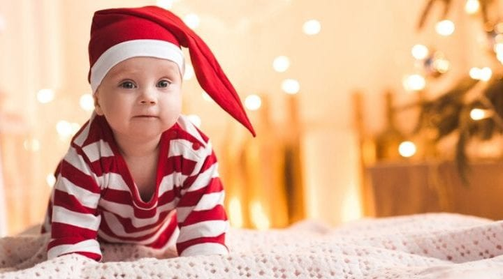 Baby-Safe Tree Trimmings, and Other Holiday Tips for New Parents