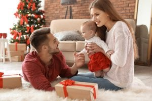 Baby-Safe Tree Trimmings, and Other Holiday Tips for New Parents 1