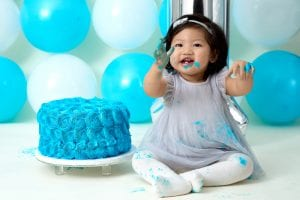 Celebrating Baby's First Birthday