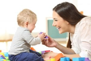 Childcare Options in Baby's First Year